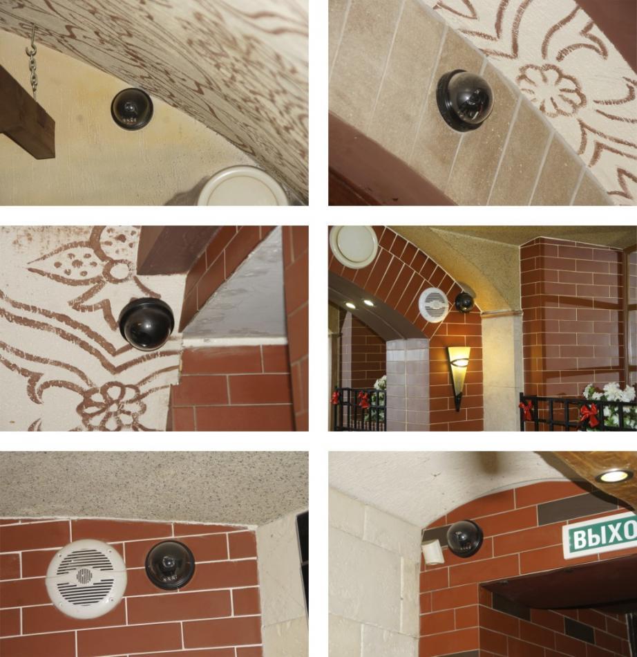 Установка IP-камер видеонаблюдения