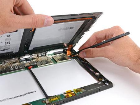 Замена аккумулятора батареи